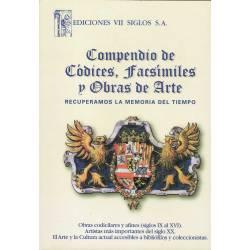 Compendio de Códices,...