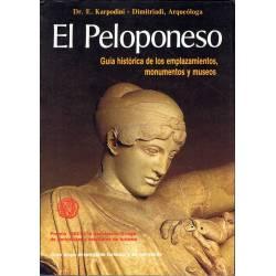 El Peloponeso. Guía...