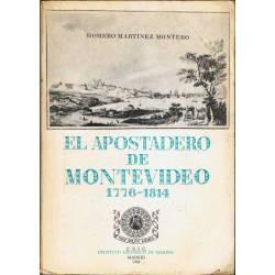 El Apostadero de Montevideo...