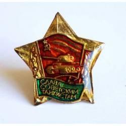 Pin Soviético Estrella