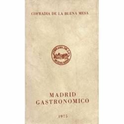 Madrid Gastronómico 1975 -...
