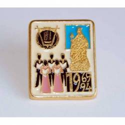 Pin 25 años Coro 1969-1994