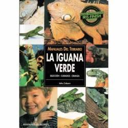 La iguana verde. Selección,...