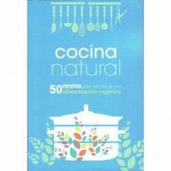 Cocina natural. 50 recetas...