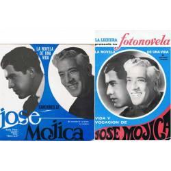 José Mojica. La Novela de...