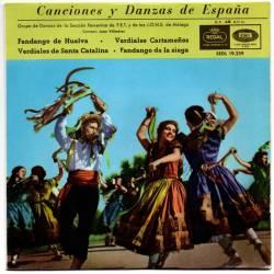 Canciones y Danzas de...