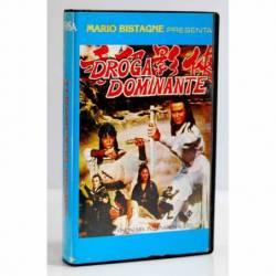 Droga Dominante. VHS