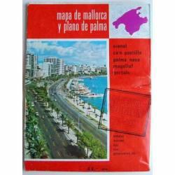 Mapa de Mallorca y Plano de...