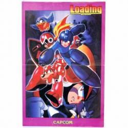Poster doble Megaman y...