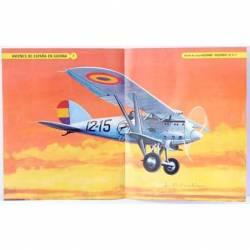 Poster Aviones de España en...