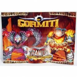 Póster Gormiti Titanium de...