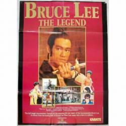 Póster doble de Bruce Lee...