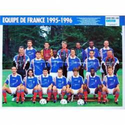 Poster Equipo de futbol de...