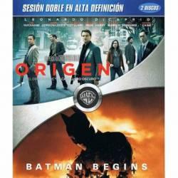 Origen + Batman Begins....