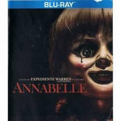 Annabelle. Blu-Ray