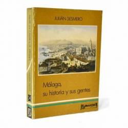 Málaga, su historia y sus...