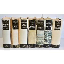 Libro de 18 Postales de Tivoli Villa D'Este, Italia. Años 60