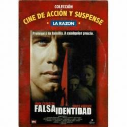 Falsa Identidad. DVD