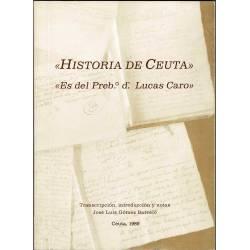 Historia de Ceuta. Es del...