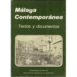 Málaga Contemporánea....