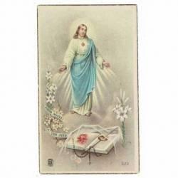 Estampa Corazón de Jesús