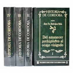 Historia de Córdoba 4 Vols.