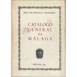 Catálogo General de Málaga