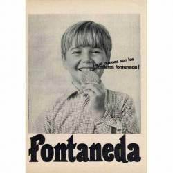 Hoja publicitaria Galletas...