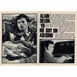 Reportaje Alain Delon: Yo...