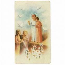 Estampa Niño Jesús predicando