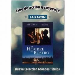 El Hombre sin Rostro. DVD