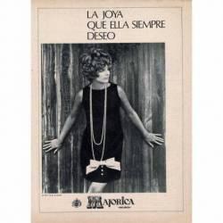 Publicidad Perlas Majorica