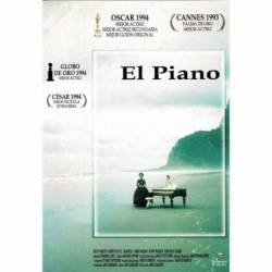 El Piano. DVD