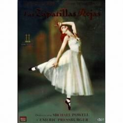 Las Zapatillas Rojas. DVD