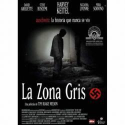 La Zona Gris. DVD
