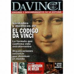 Revista Da Vinci. Enigmas y...