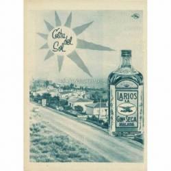Publicidad Ginebra Larios