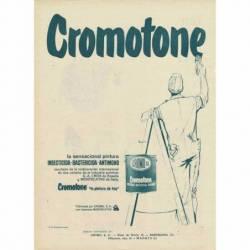 Publicidad Pintura Cromotone