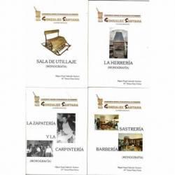 Lote de 4 Monografías Museo...
