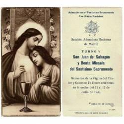 Recuerdo Vigilia San Juan...