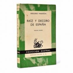 Raíz y decoro de España