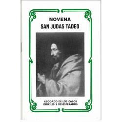 Novena San Judas Tadeo....