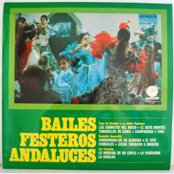 Bailes Festeros Andaluces....