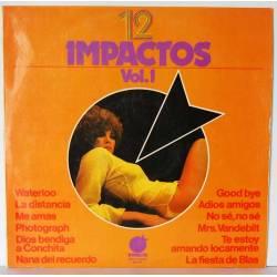 12 Impactos Vol. 1. Voces...