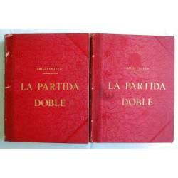 La Partida Doble (2 tomos)...
