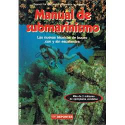 Manual de Submarinismo. Las...