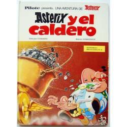 Asterix y el Caldero....