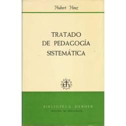 Tratado de Pedagogía...
