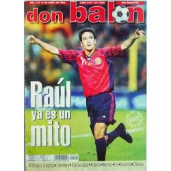Revista Don Balón Nº 1225....