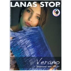 Revista Lanas Stop. Verano...